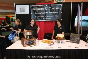 Robinette&Compnay trade show