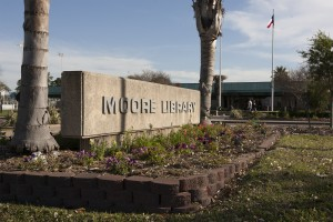 Moore Library front
