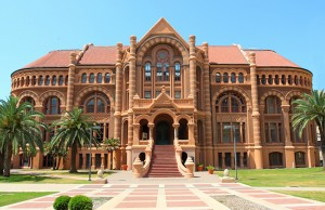 UTMB_Galveston - Ashbel_Smith_Building_