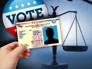 Texas Voter law