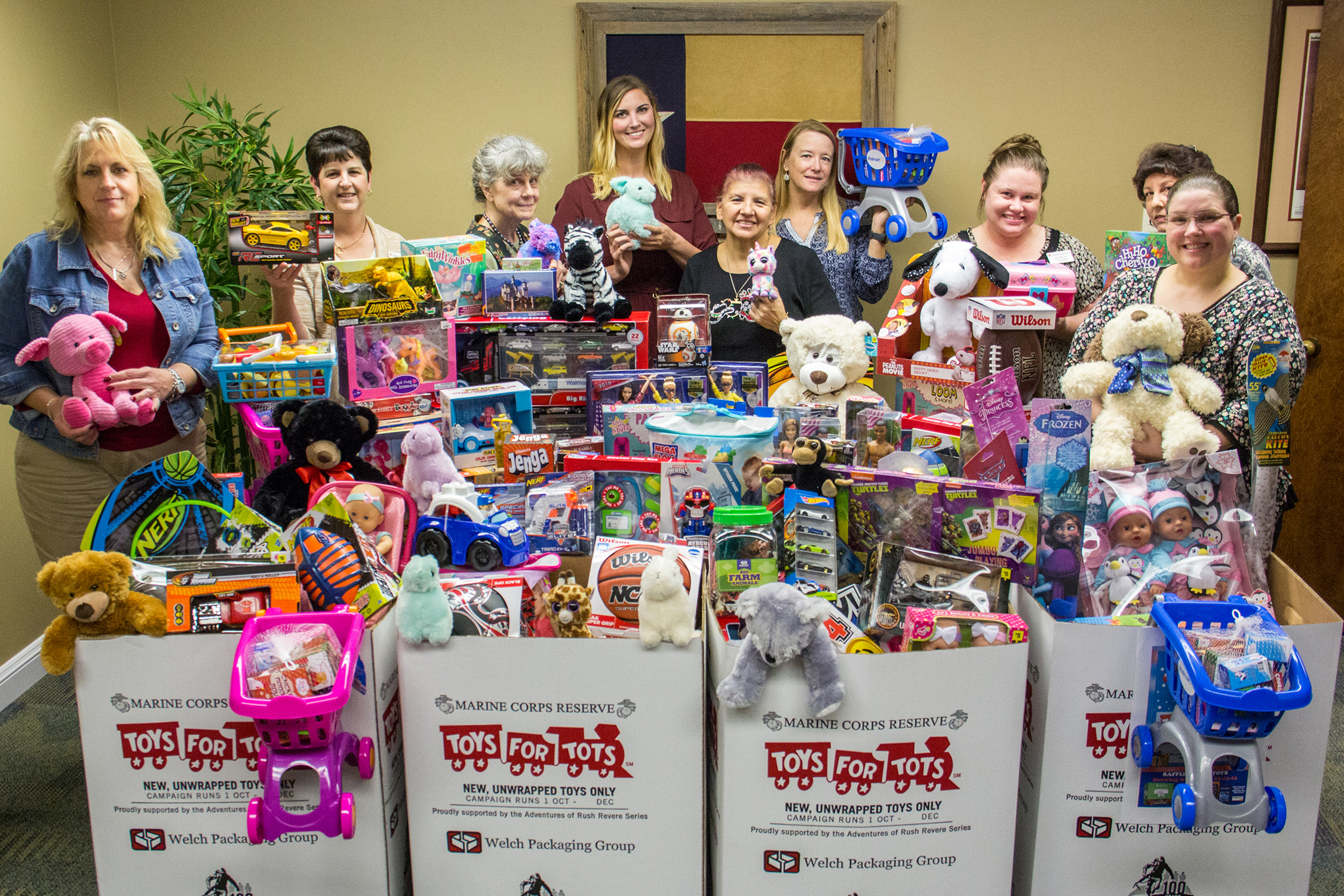 Toys For Tots Community : The post community calendar newspaper