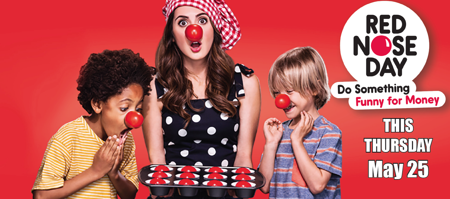 GET YOUR RED NOSE READY! – The Post Newspaper