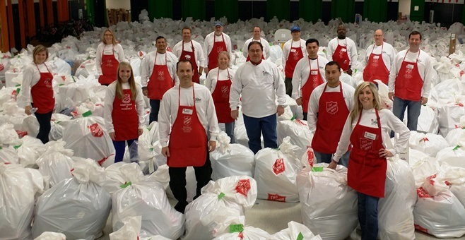 THE SALVATION ARMY ANGEL TREE Making Christmas Dreams A