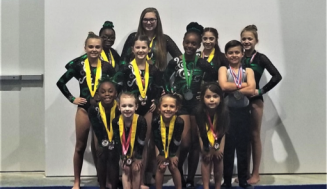 SPOTLIGHT ON: ABOVE THE BAR ATHLETICS & GYMNASTICS – LEAGUE CITY
