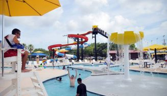 NESSLER AQUATIC FAMILY CENTER BRINGS FUN ACROSS THE AREA.
