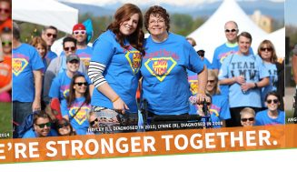WALK MS UNITES COMMUNITIES TO CREATE WORLD FREE OF MULTIPLE SCLEROSIS