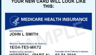 GOT YOUR NEW FREE MEDICARE CARD YET?