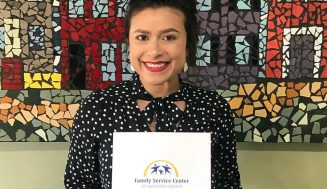 Alyson Chapa joins Family Service Center