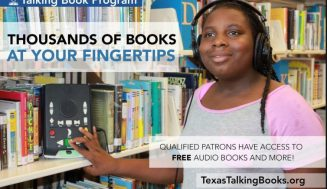 The Talking Book Program Helps Children with Reading Challenges