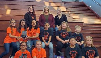 R-W Robotics team makes return trip to state